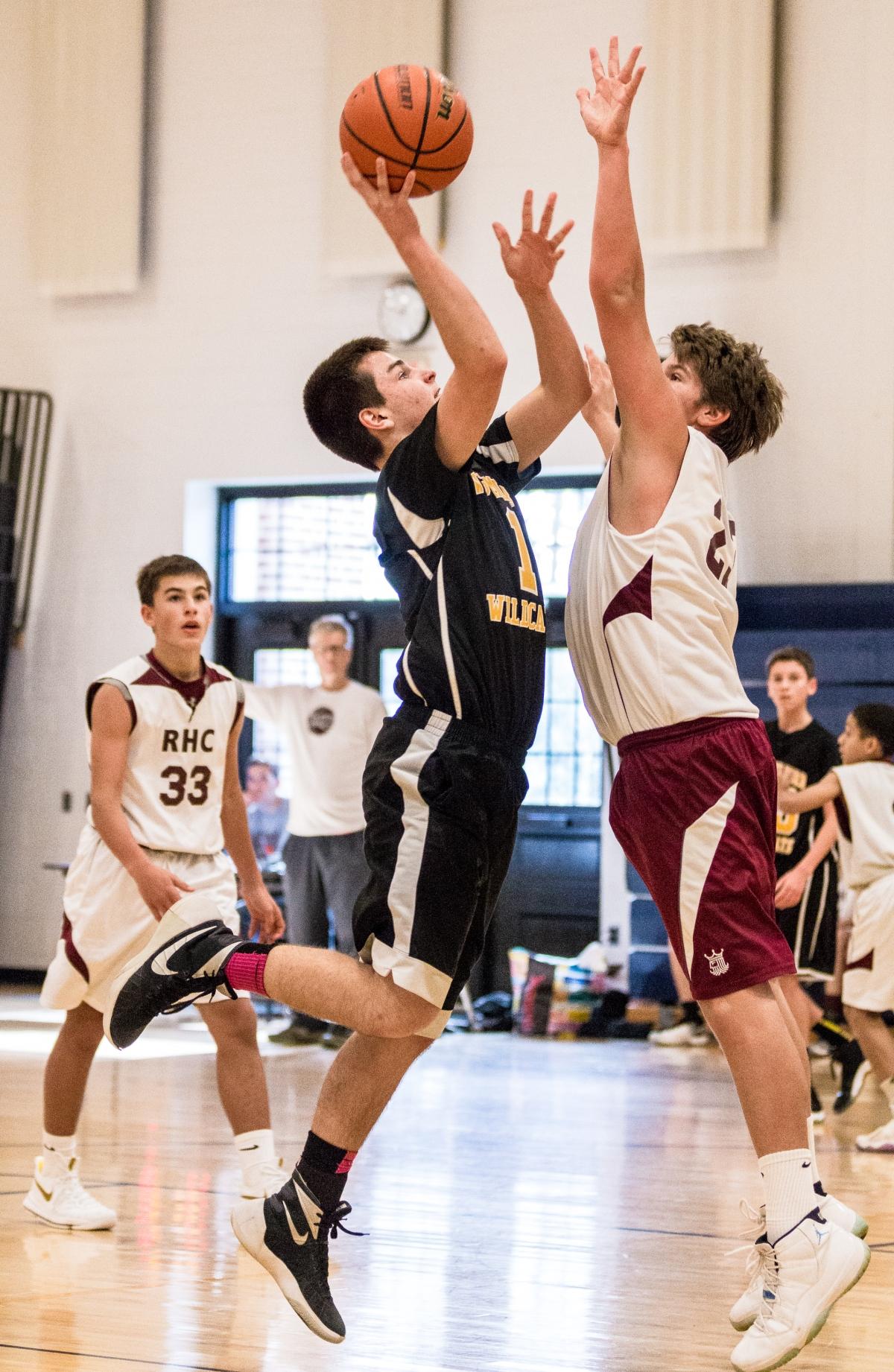 8th Grade Basketball: West Milford @ Ridgewood,NJ