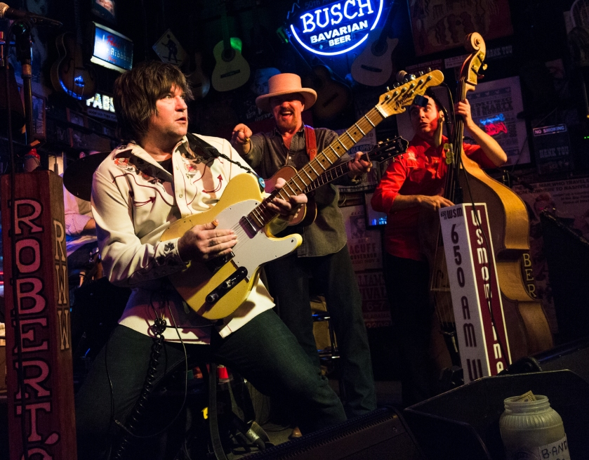 Don Kelley Band at Robert's Western World Nashville