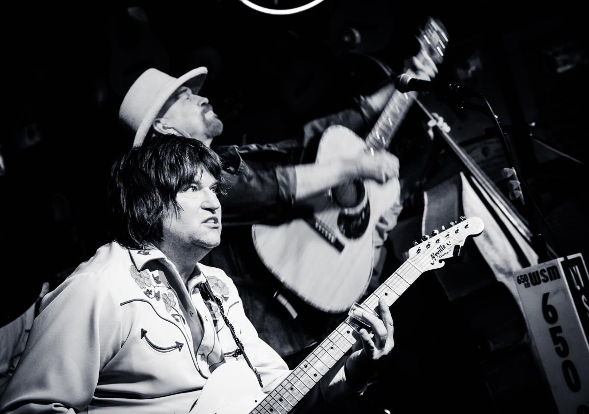 Don Kelley Band at Robert's Western World,Nashville