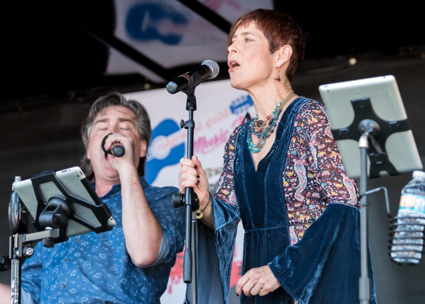 Declan Power Band Ridgewood Music Fest-9